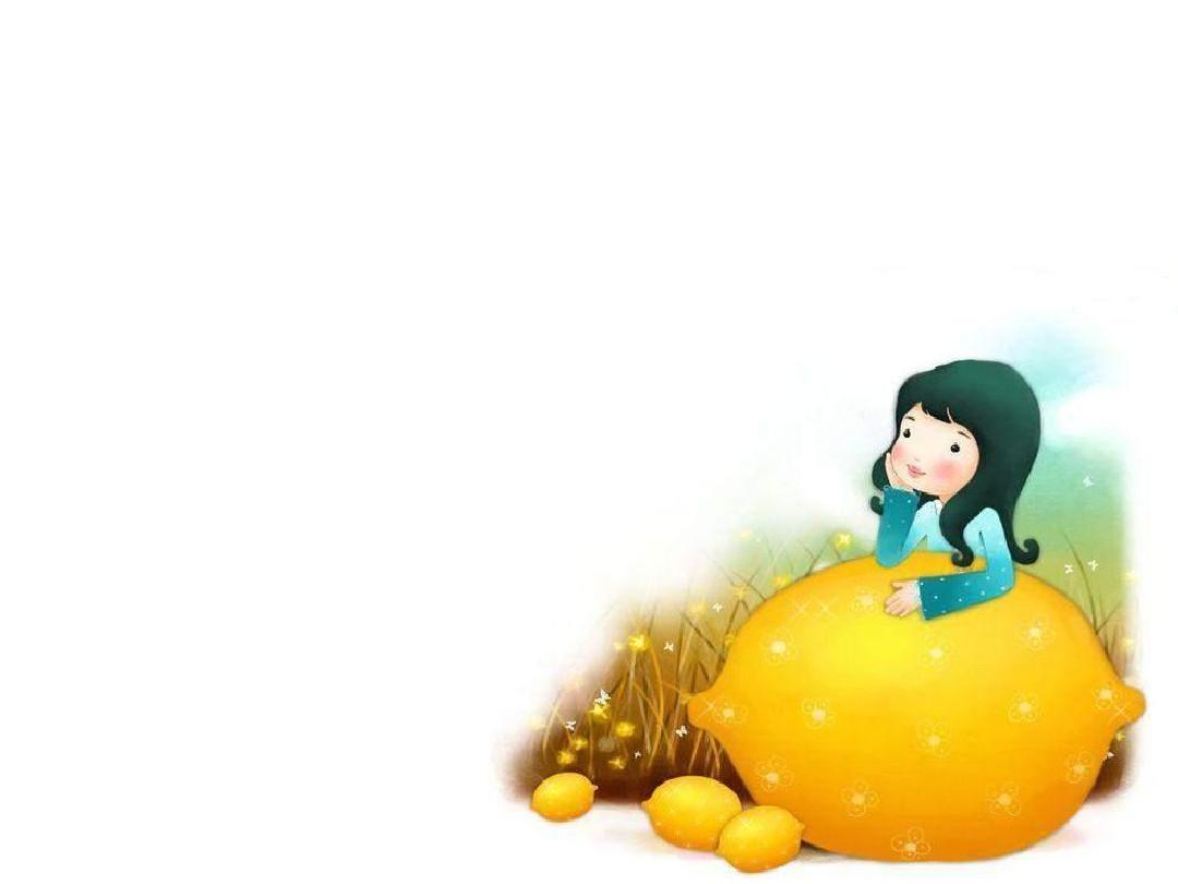 儿童卡通ppt模板免费下载图片