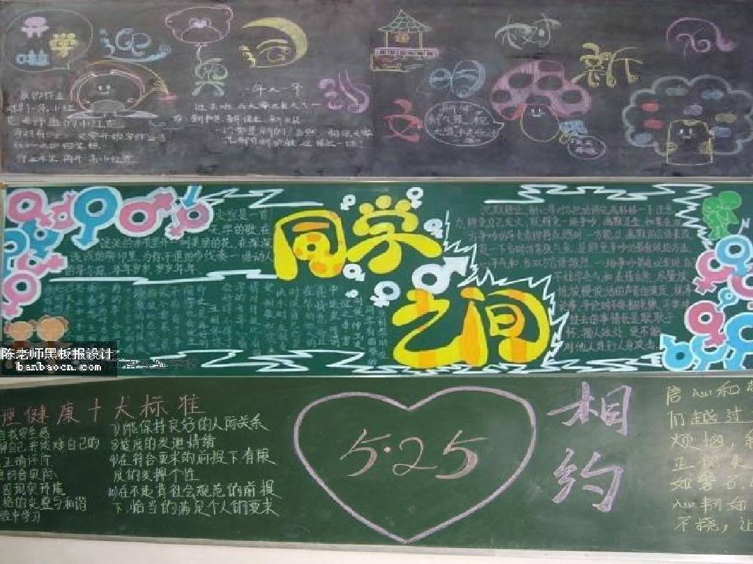 """""""我读书我快乐""""黑板报的设计图答:标题:我读书我快乐一,读书名人名言图片"""