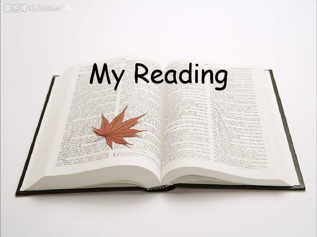 英语阅读报告ppt