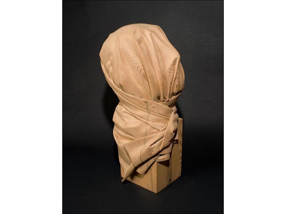 创意木雕作品欣赏ppt图片