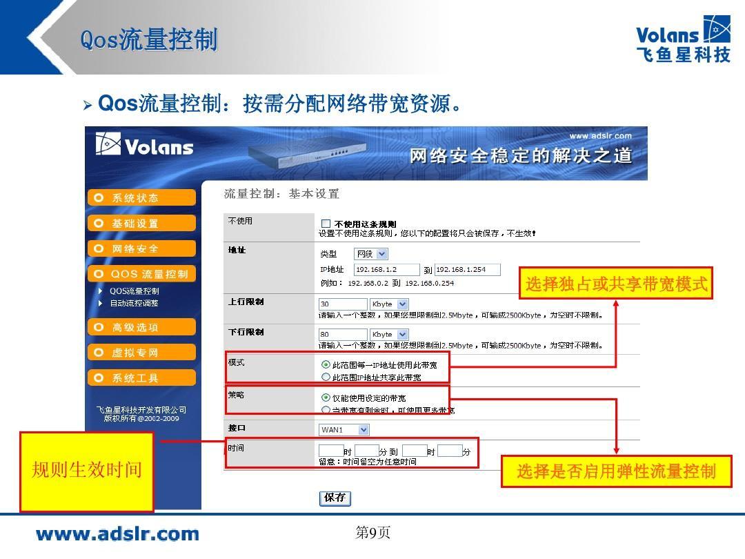 配置管理飞鱼星网络设备(vr篇)ppt长江江豚吧图片