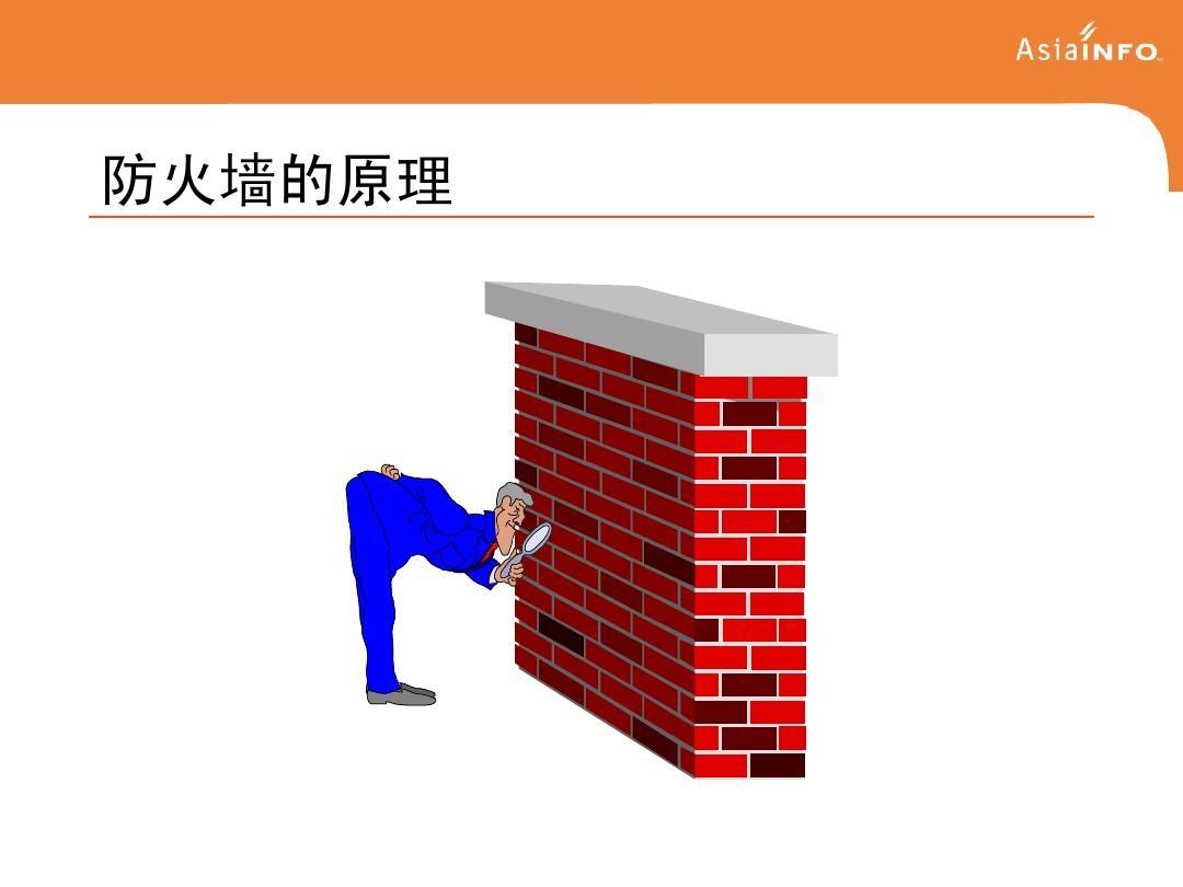 防火墙原理ppt