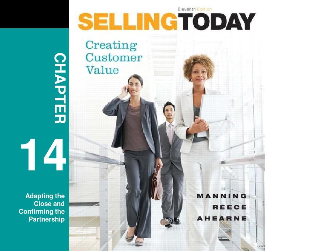 现代销售学:创造顾客价值(第11版)Manning_11e(3)