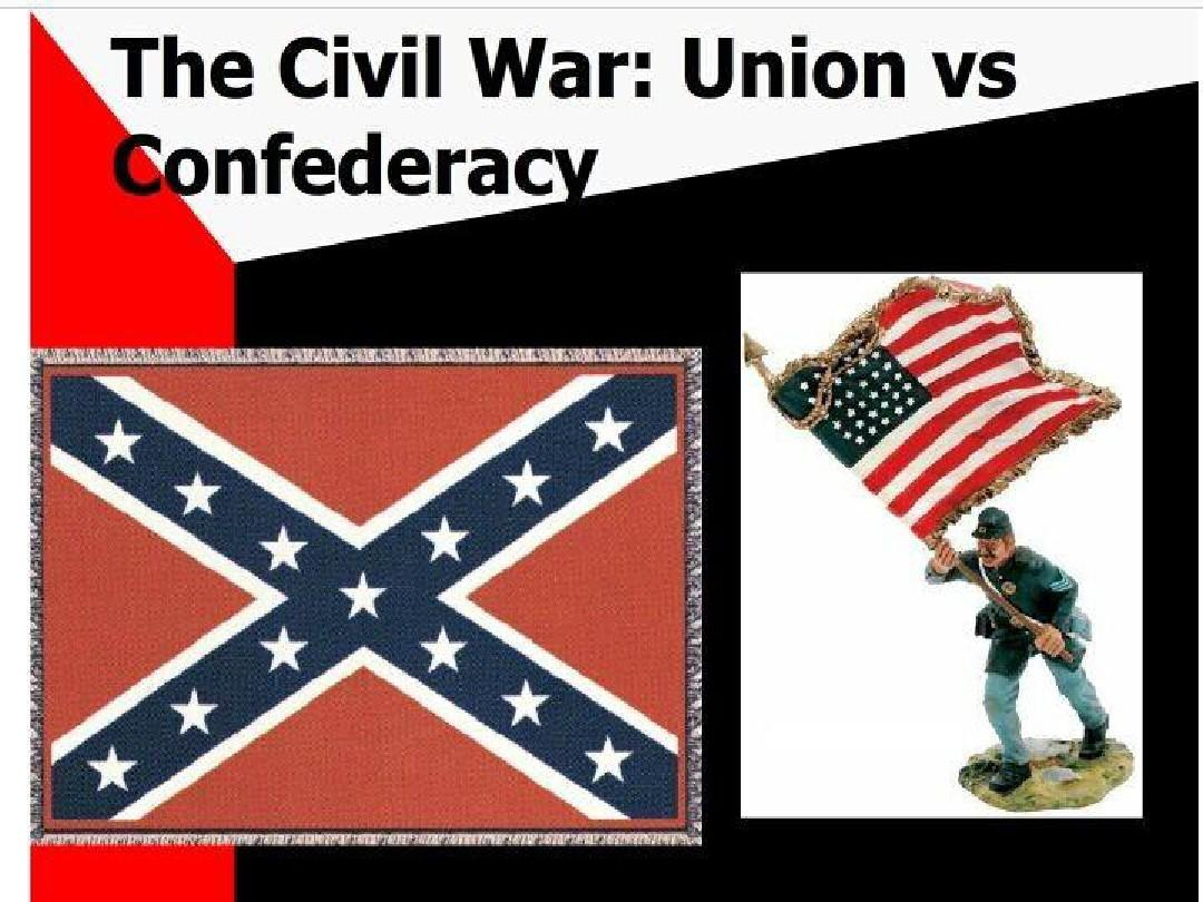 confederacy and union