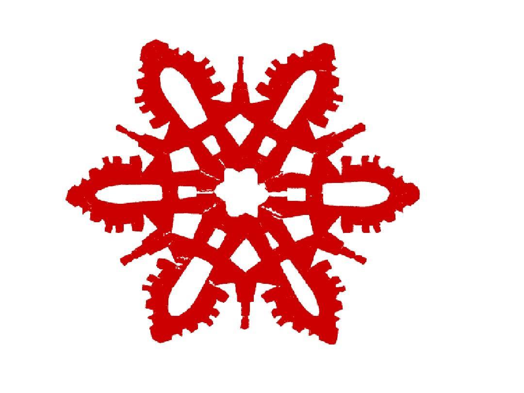 小学生窗花_二年级轴对称图形剪纸-小学生轴对称图形剪纸|对称图形剪纸步骤|漂亮