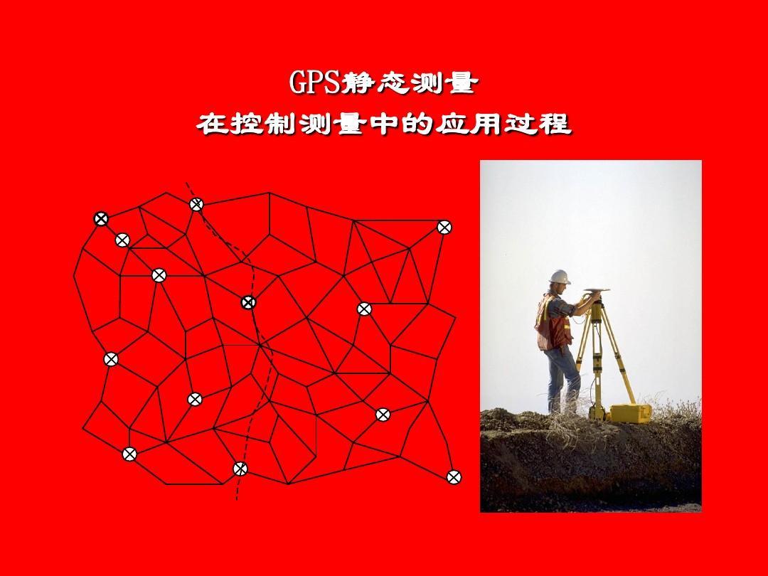 gps静态测量应用ppt图片