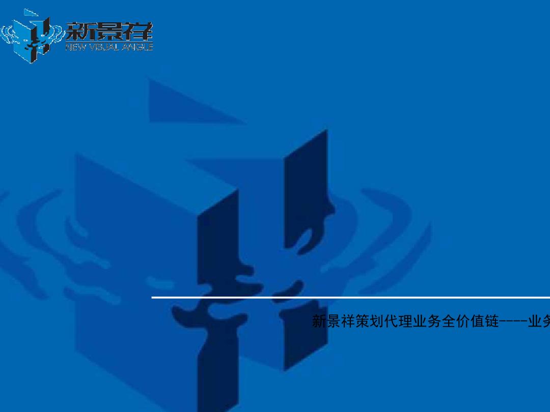 新景祥业务实操培训:市场调研与客户定位2012-120页