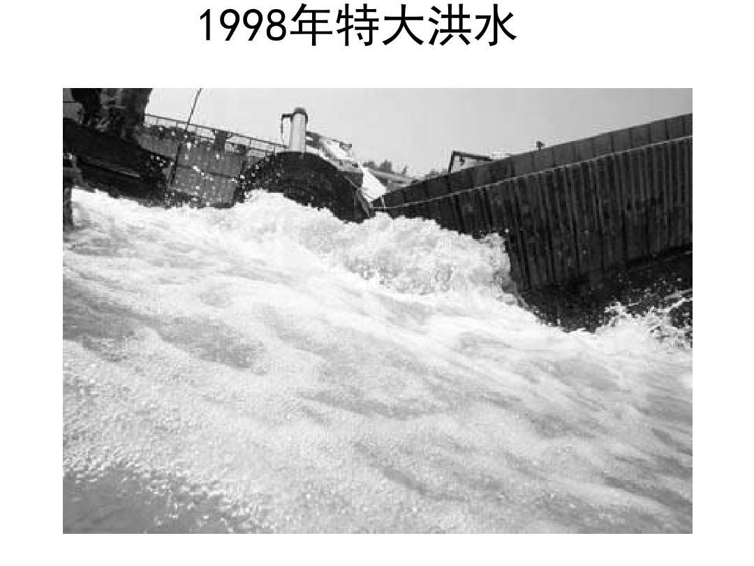 98洪灾_1998年特大洪水
