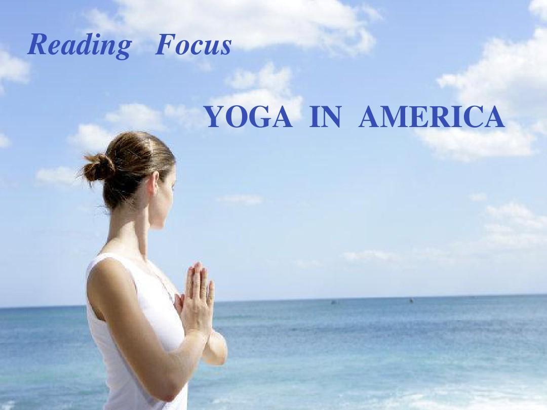 研究生英語 瑜伽 unit5 reading focusppt圖片