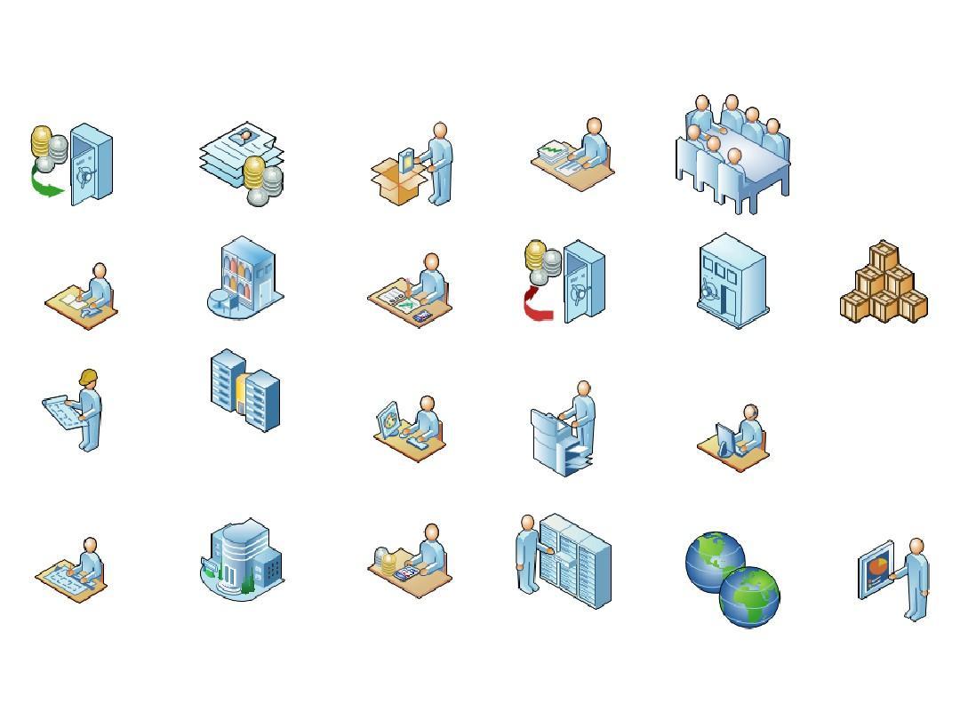 流程图用小人图标ppt_word文档在线阅读与下载图片