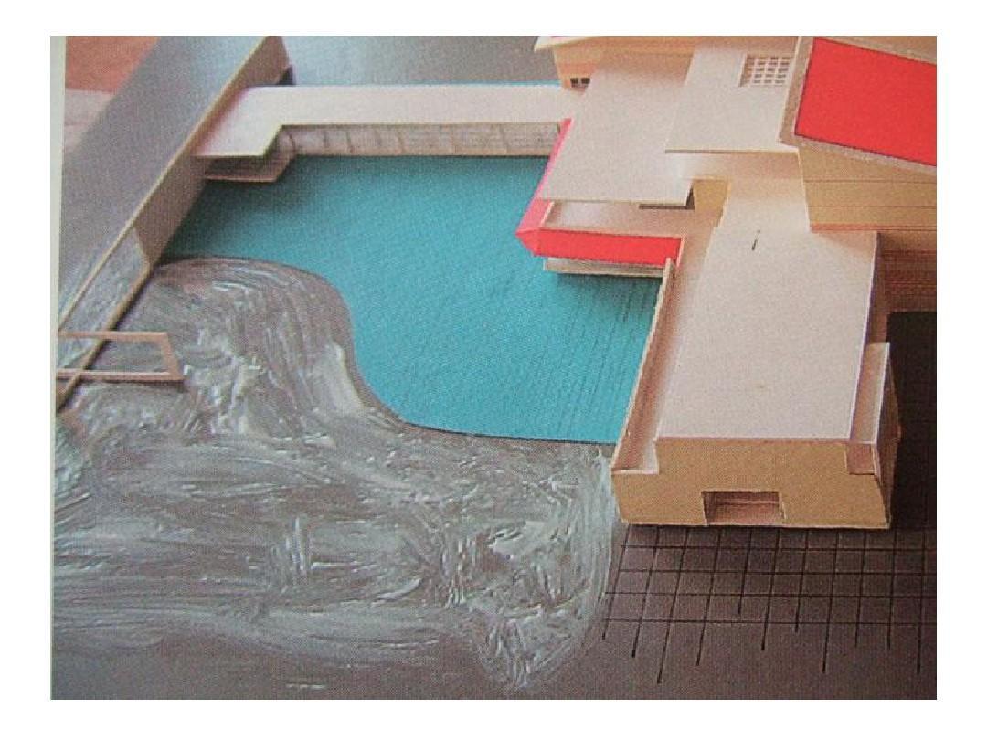 纸质建筑模型制作教程