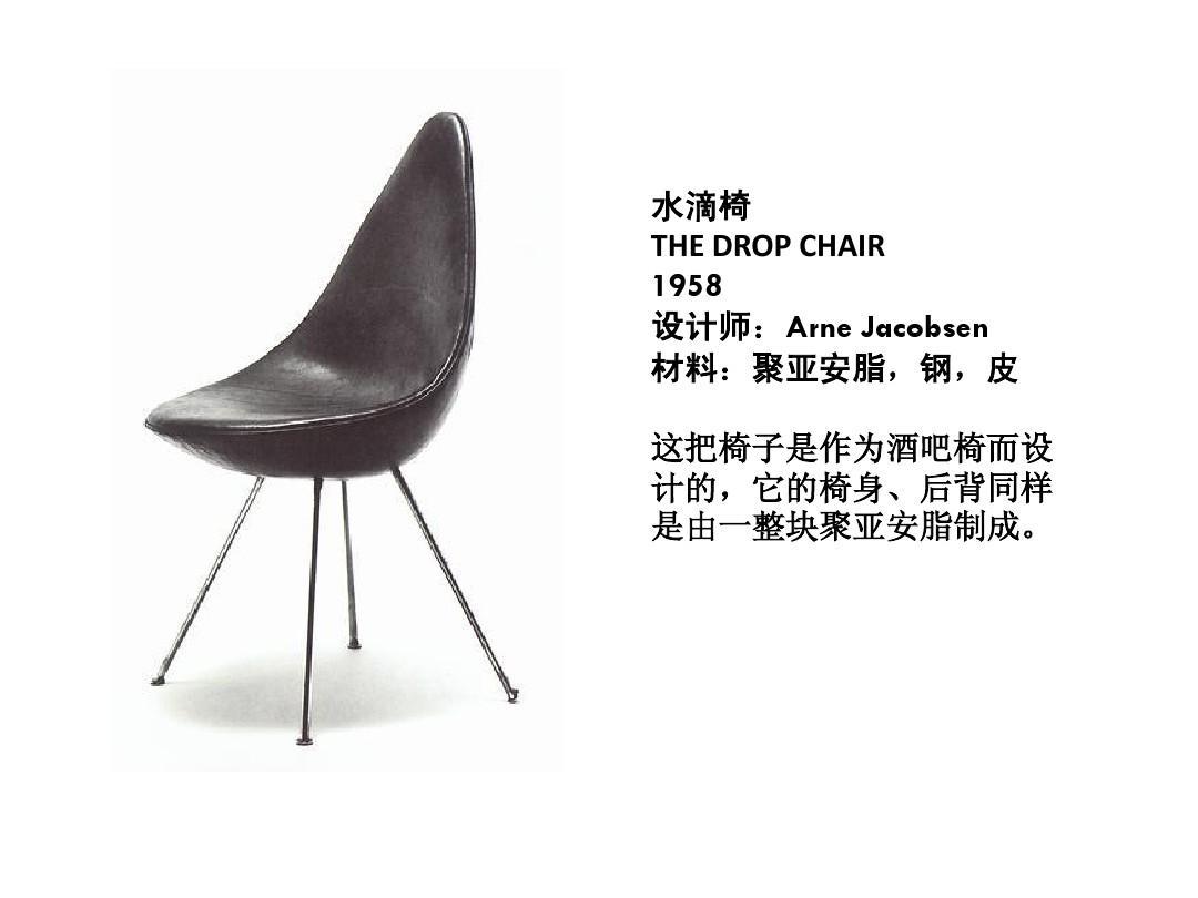 丹麦著名名片设计师及家具ppt作品设计印刷电话图片