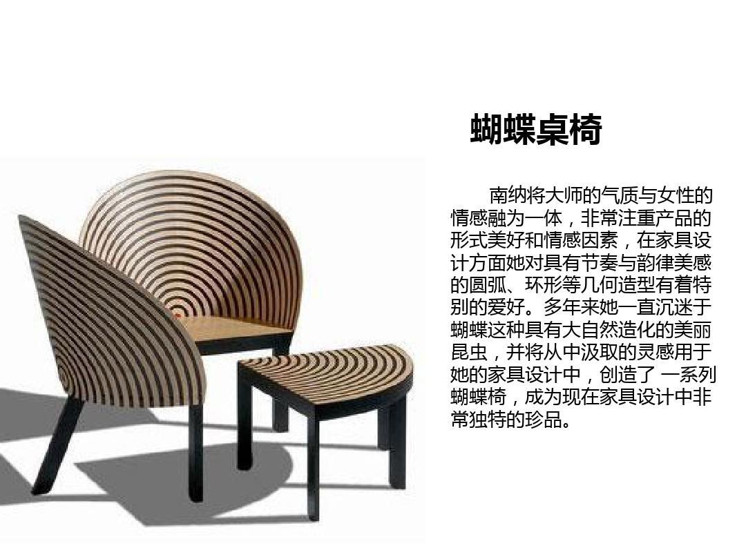 丹麦著名家具设计师及门面ppt作品装修设计图图片