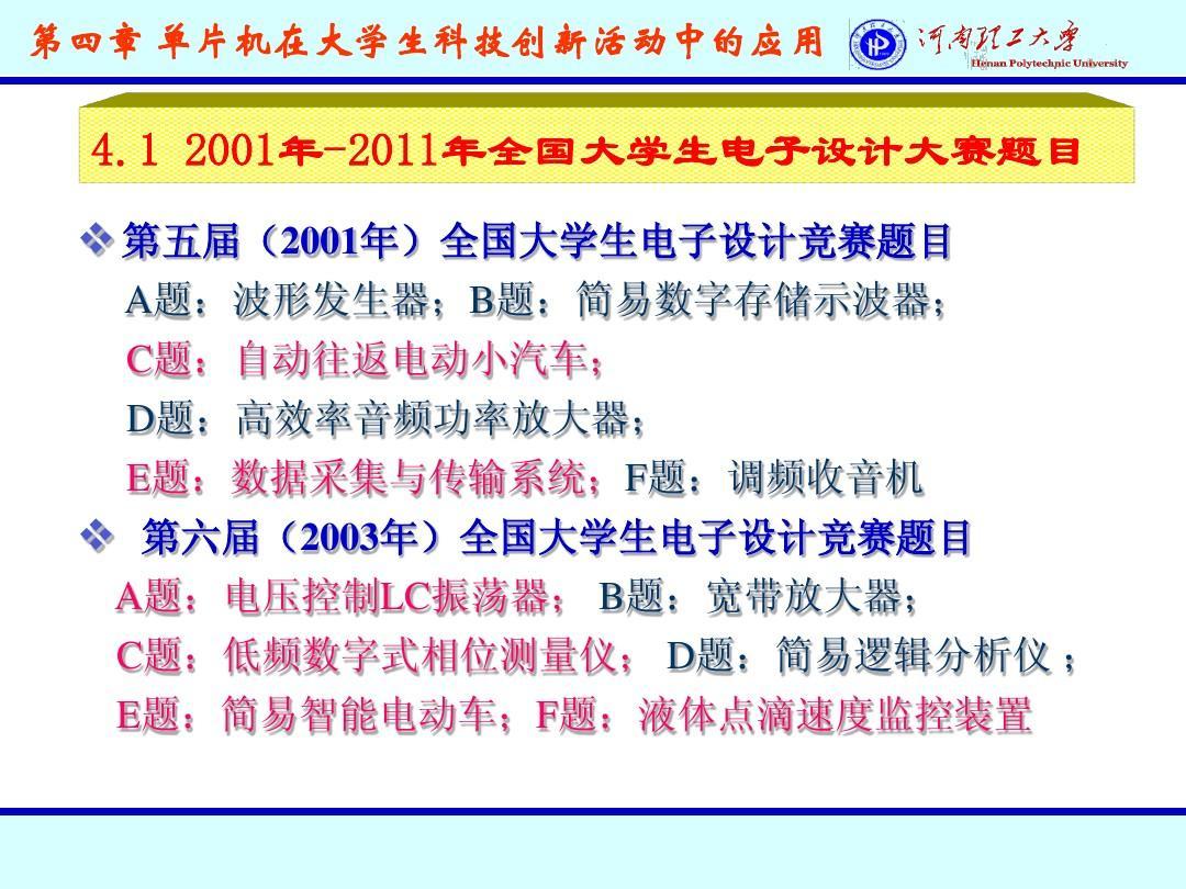所有分类科技初中电路/电子第四-1章单片机在大学生科技创新活动中2009地段南宁工程划分图片
