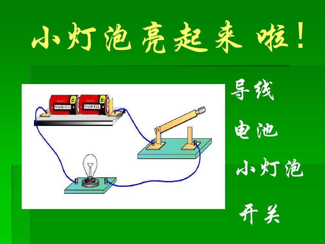 苏科版九科学物理小班初识家用电器和课件年级ppt上册教案电路简单图片