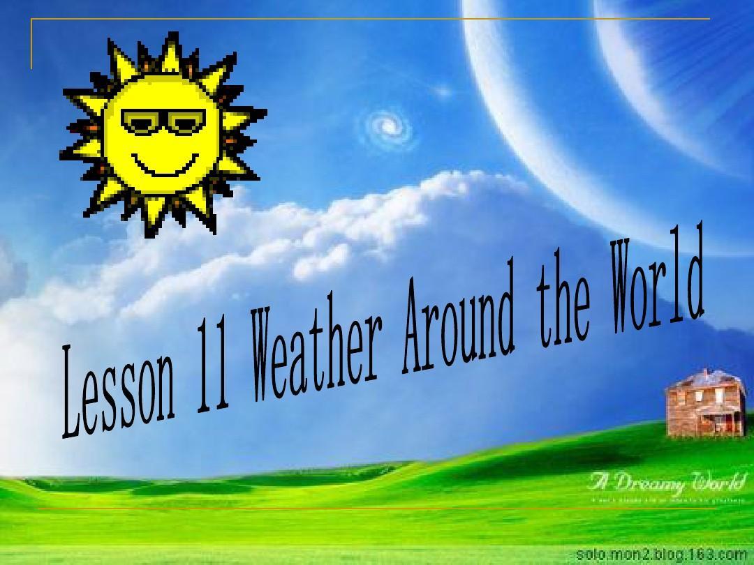 新北下册版七年级英语师大Unit4Lesson11第数学课件做图片