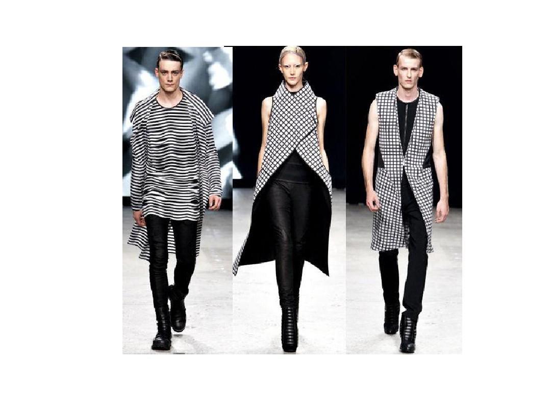 国际服装设计师面料创意设计ppt