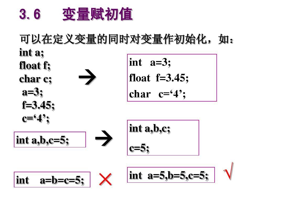 C语言学习教程-运算符与表达式