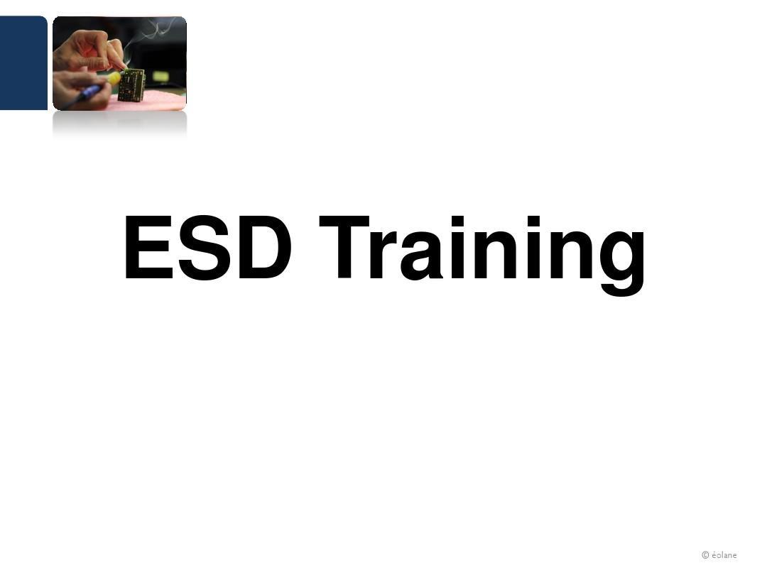 4.NEO-ESD Training