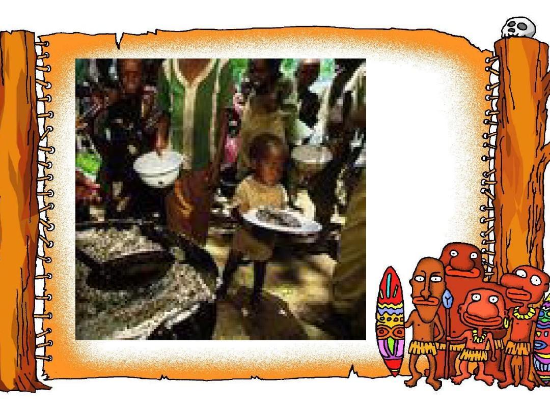 非洲难民ppt图片