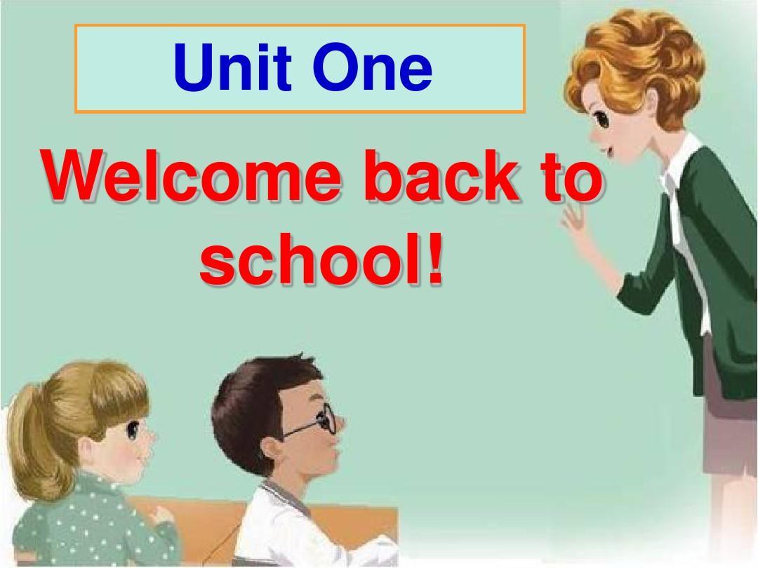 最新PEP人教版小学三年级下册英语Unit 1 We
