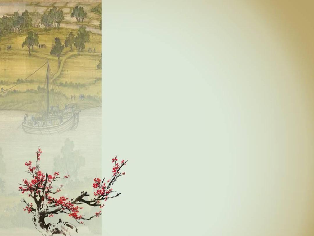 清新淡雅ppt背景图片三(无水印)_word文档在线阅读与图片