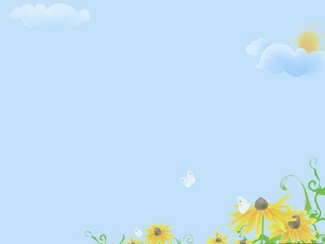 清新花朵背景ppt模块,创意无限_word文档在线阅读与图片