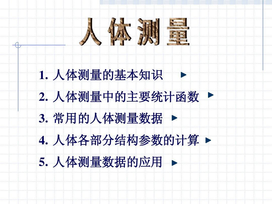 人体工程学8