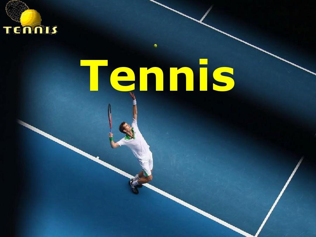 网球英语老师