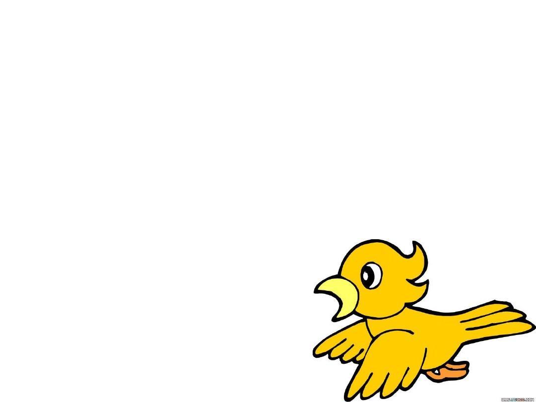 可爱卡通动物模板ppt图片