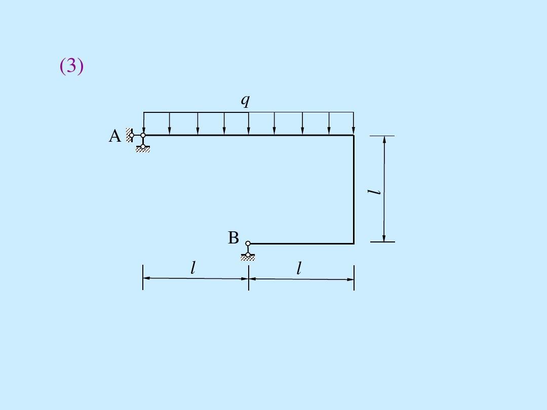 静定刚架题_习题课2.静定梁与平面刚架的内力计算答案ppt