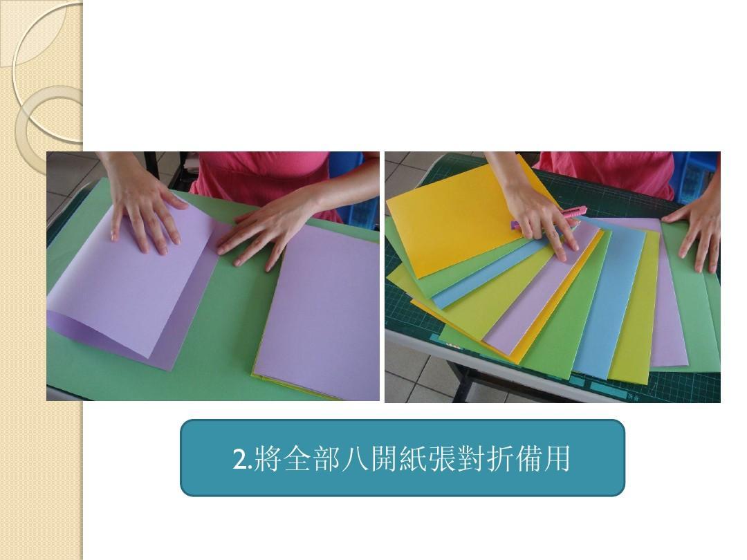 02如何制作手工书精装本ppt图片