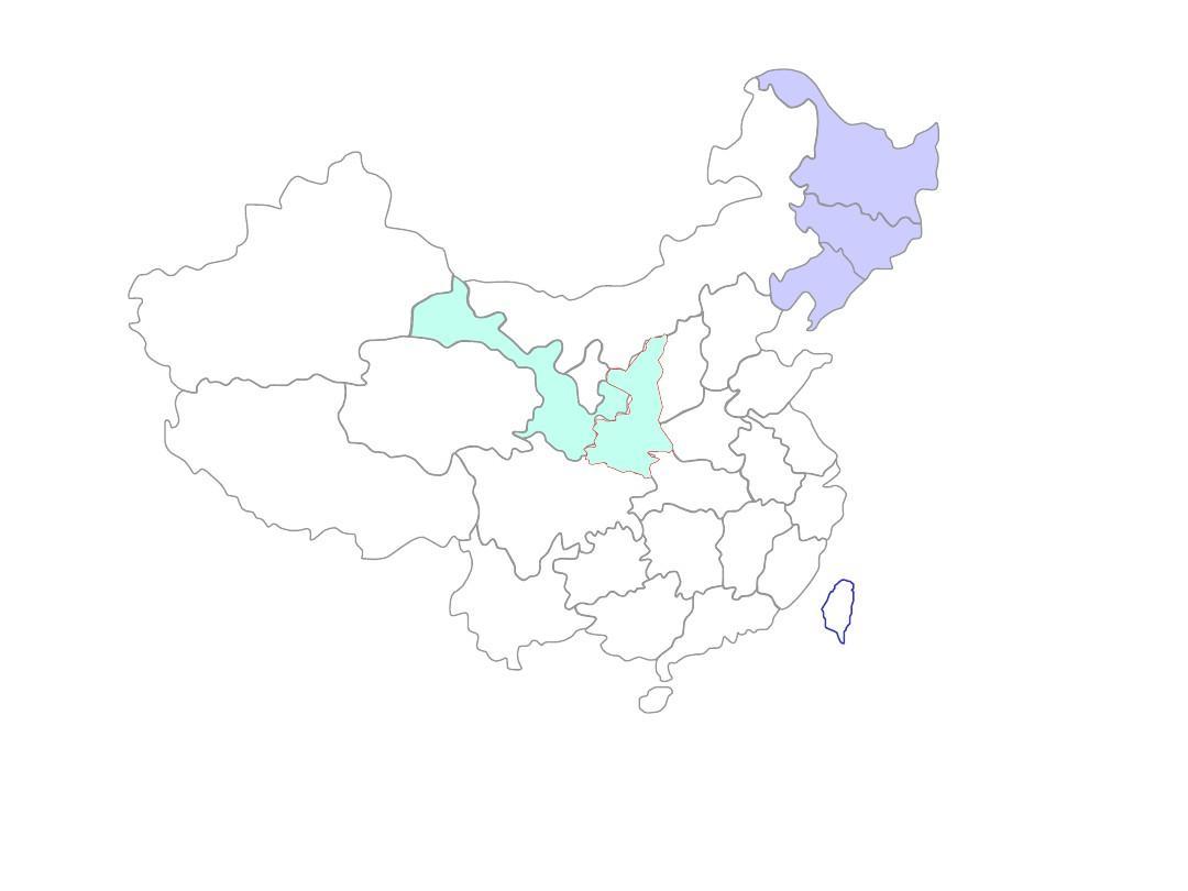 ppt地图标注地点