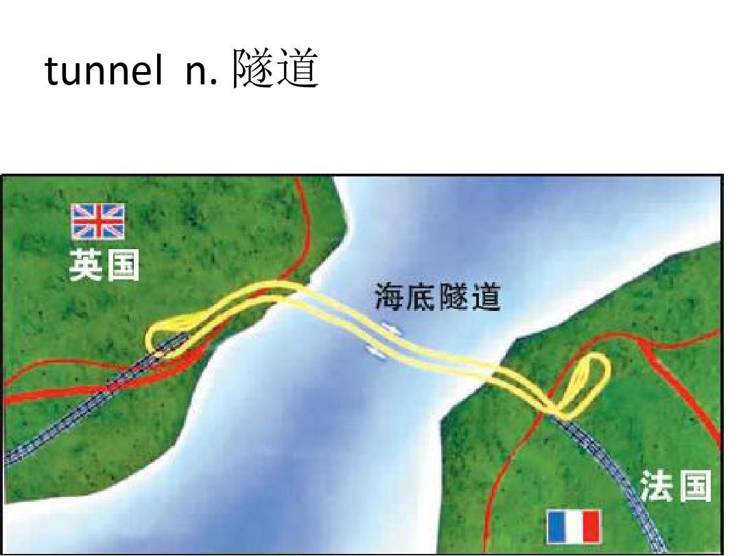 新概念英语第二册lesson-64-The-channel-tunnel