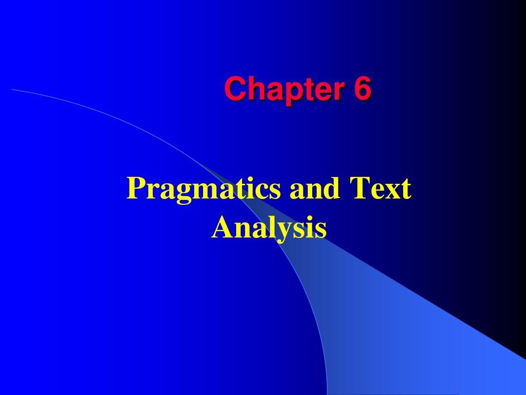 6.1_Pragmatics_and_Text_Analysis