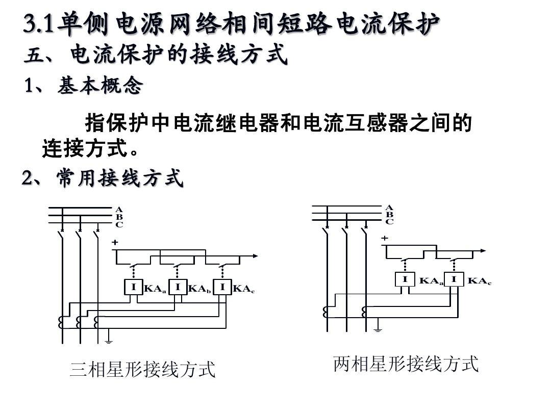 3三段式电流保护1ppt图片