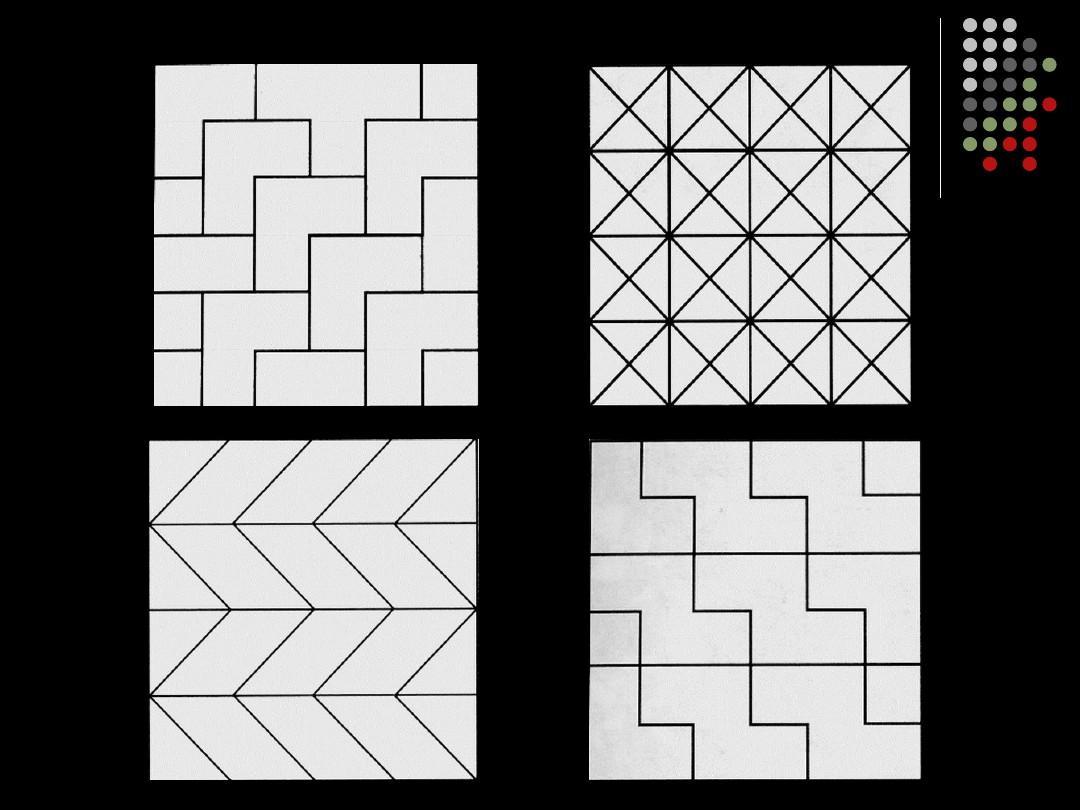平面构成基本形式(重复构成)ppt图片