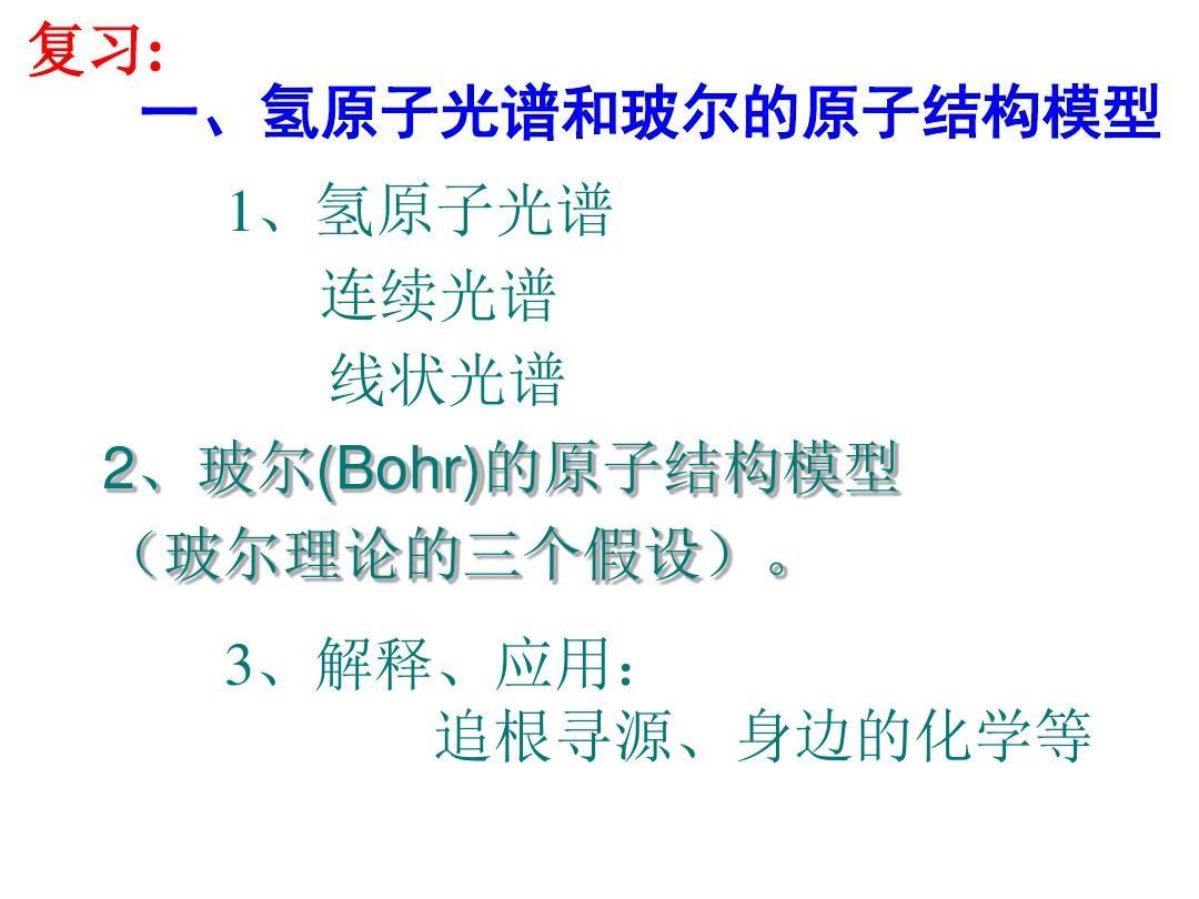 鲁科版高中化学反思三模型课件备课1-1原子结构课时(第2化学)ppt》选修水果课后《a模型屋图片