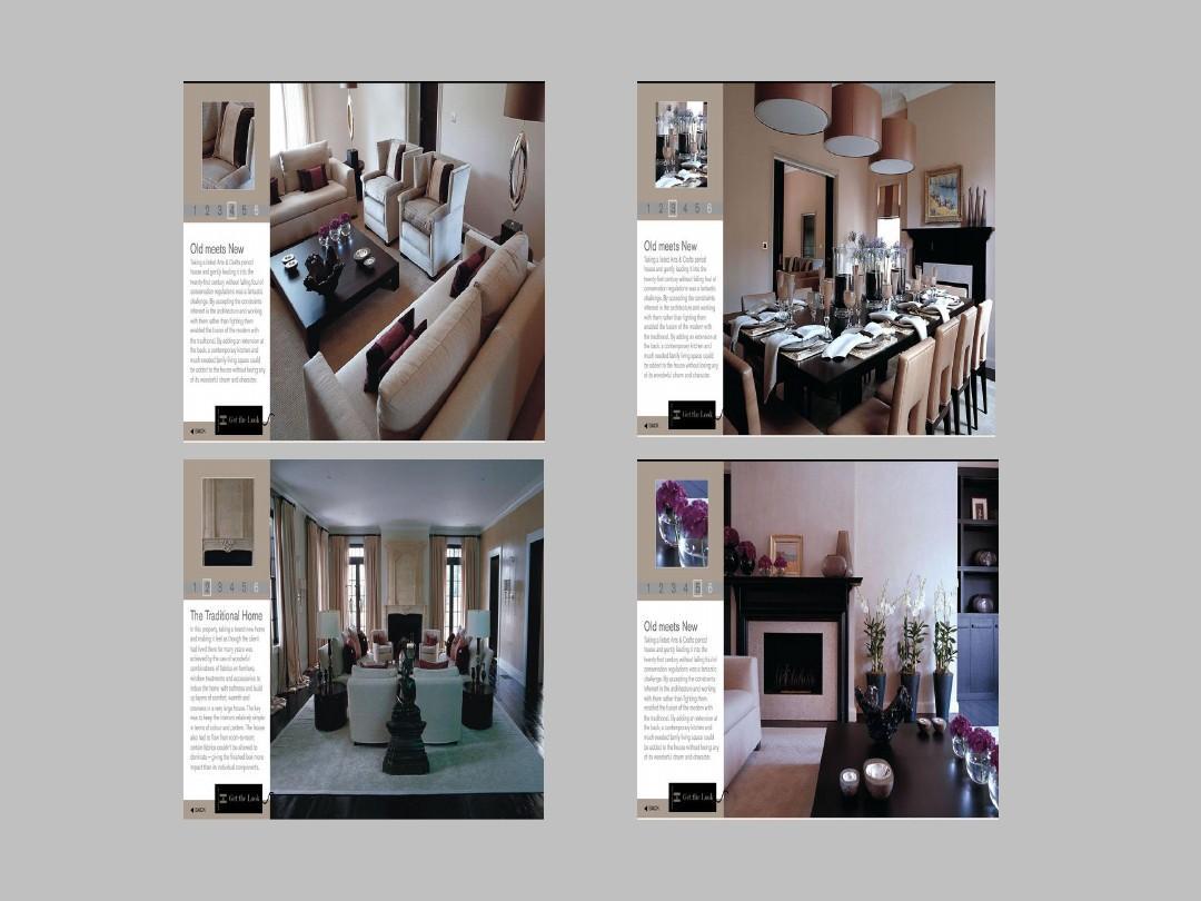英国著名室内设计师凯莉.赫本案例ppt昆明市建筑设计研集团图片