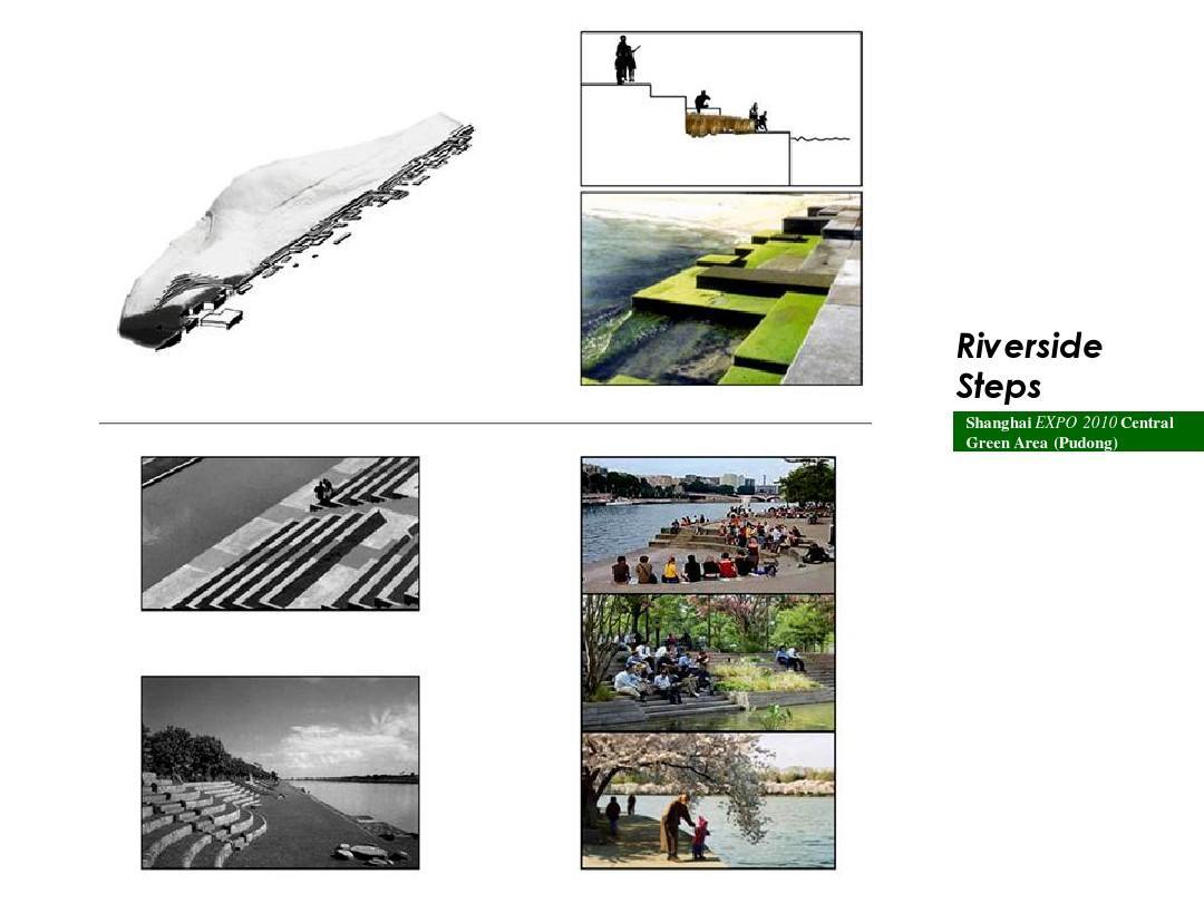 荷兰尼塔上海世博园区景观设计方案汇报文本3ppt图片