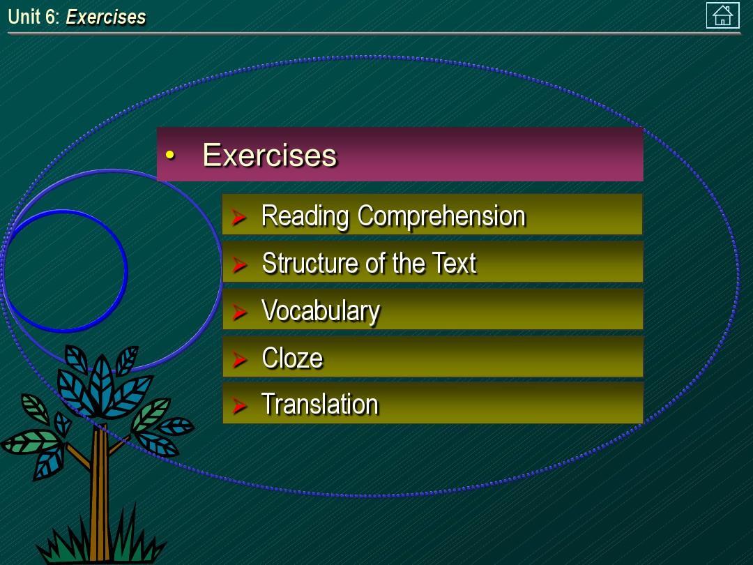 新视角研究生英语读说写2六单元课后练习答案