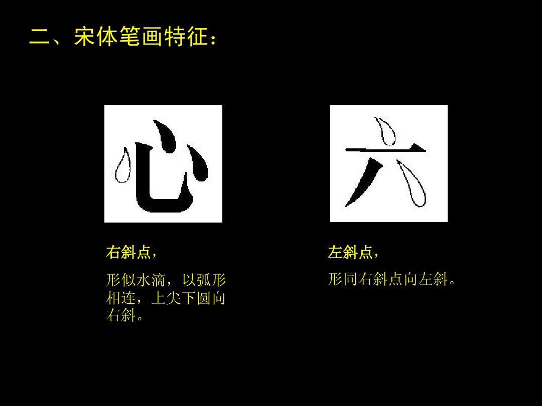 文档网 所有分类 人文社科 设计/艺术 字体设计(宋体字)ppt  第4页图片