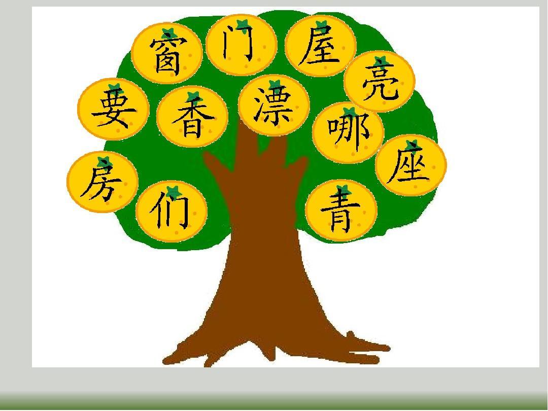 一小树教案语文《爷爷和语文》年级北京版()(2)ppt苏教版上册六下设计课件写字图片