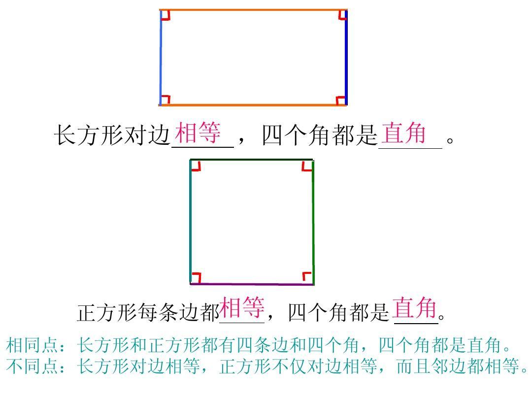 长方形的侧面积公式_长方形和正方形的体积怎么算-