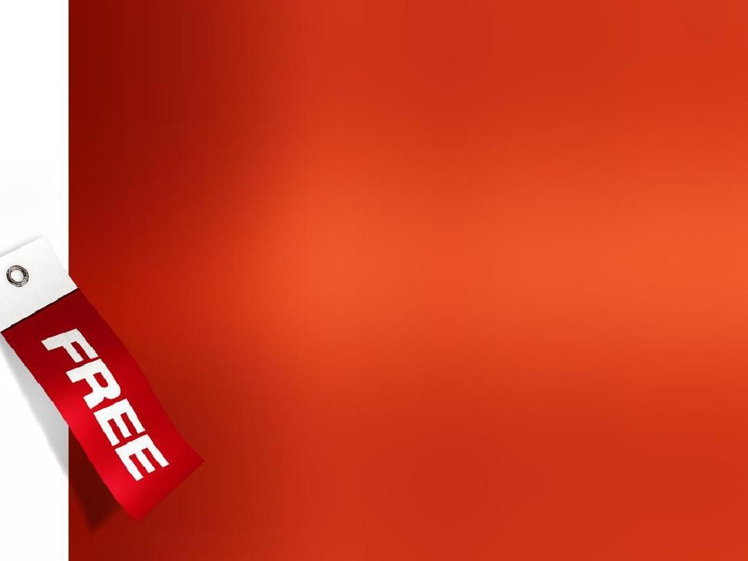 现代中国红精美ppt模板图片