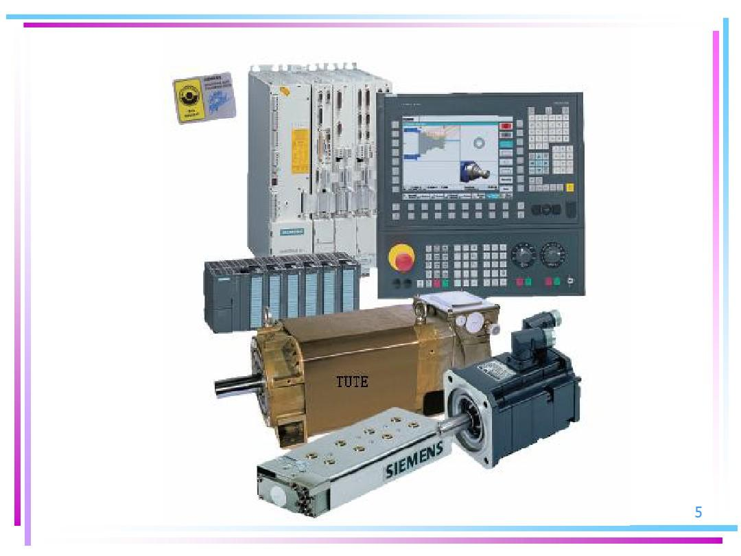 数控系统硬件,数控系统软件,可编程控制器(plc),机床检测装置,系统图片