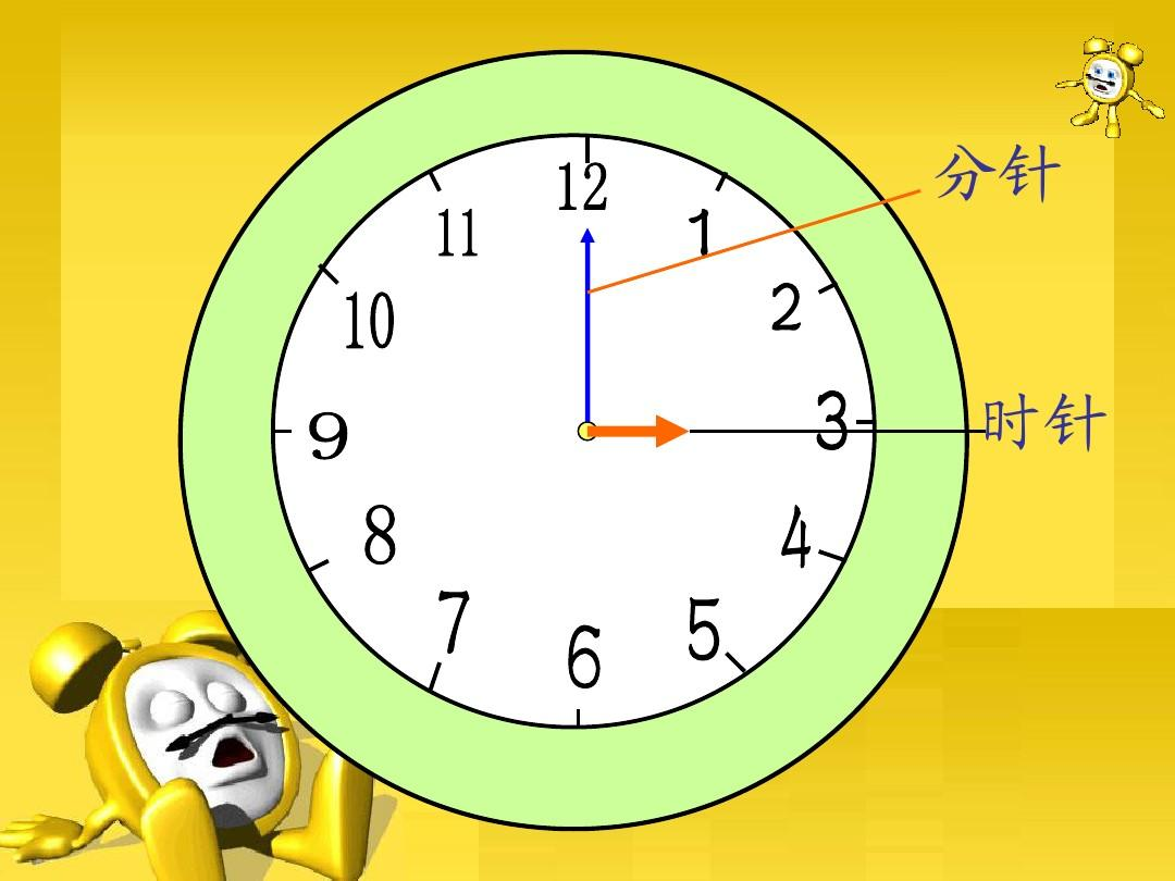 钟表图片 认识钟表课件 认识钟表练习题 时钟练习题 简笔画大全 自然图片