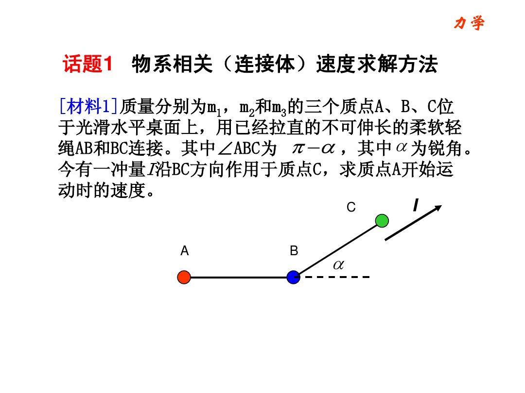 高中高中最好v高中随谈ppt徐州物理力学三星级的图片