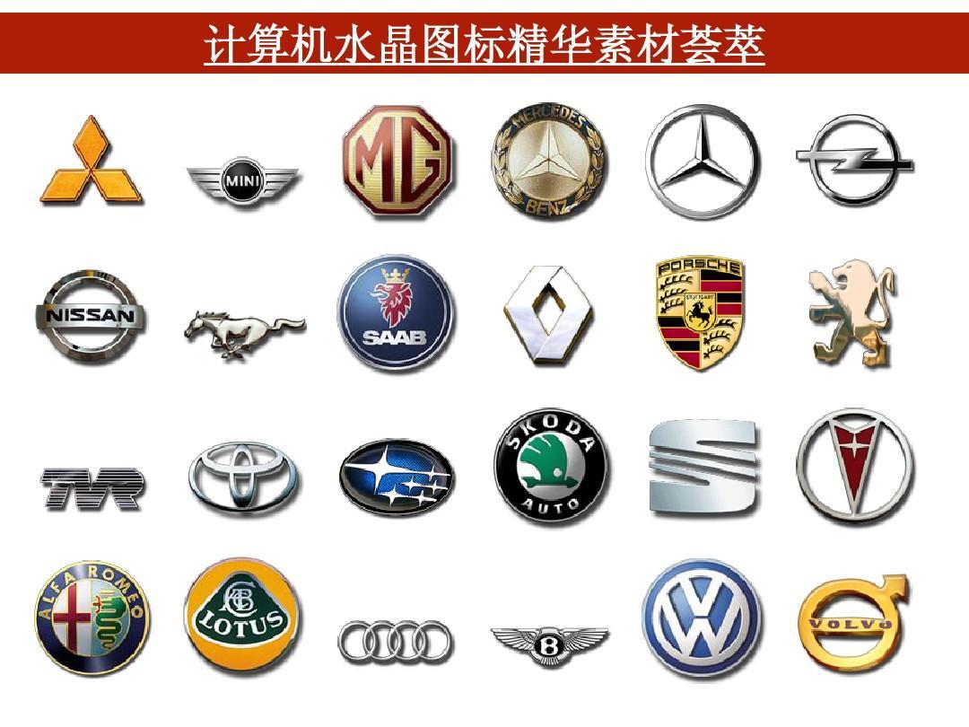 世界豪车标志及名称_世界名车标志?-