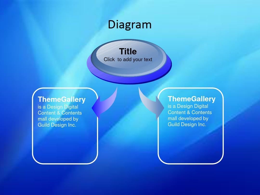 ppt经典模板——蓝色高端背景商务或其他用途ppt模板图片